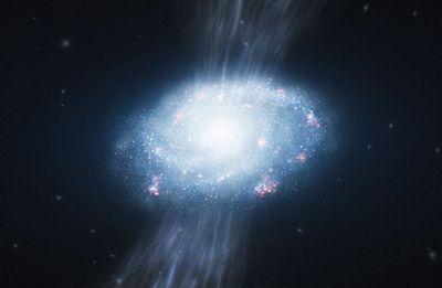 ブラックホールの消滅