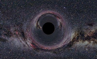 ブラックホールの観測方法