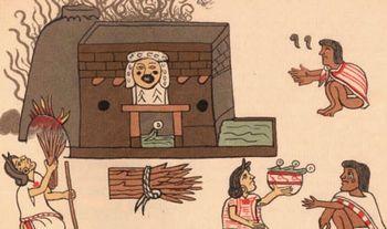 マヤ人はサウナが好きだった