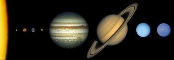 太陽系の位置