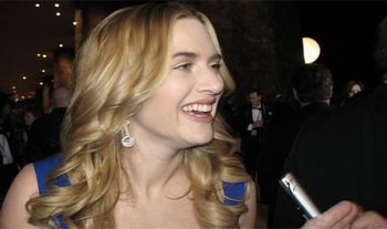 映画主演女優ケイト・ウィンスレットは主題歌が嫌い