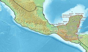 現在のマヤ人の人口は700万人