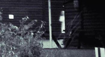 農場の幽霊