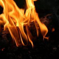 人体自然発火