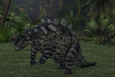 クライトンサウルス・ボーリニ
