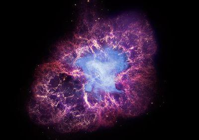 スプーン一杯で10億トンの星がある