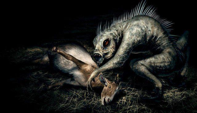 怖すぎる未確認生物UMA!チュパカブラの正体6