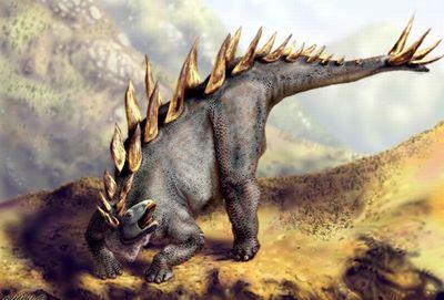 トゥオジャンゴサウルス