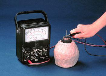 バグダッド電池の電流
