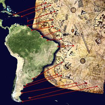 ピーリー・レイースの地図の真相