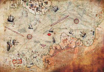 ピーリー・レイースの地図の謎