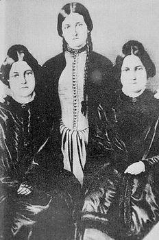 フォックス姉妹のポルターガイスト現象