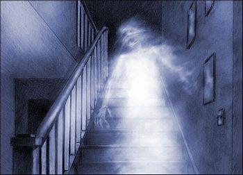 ポルターガイスト現象の原因 心霊現象説
