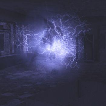 ポルターガイスト現象 発光現象