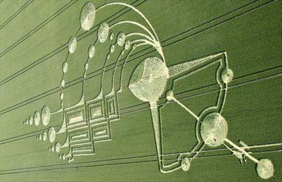 ミステリーサークルの画像5