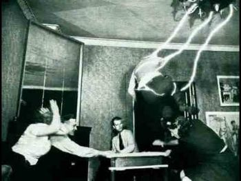 ローゼンハイムのポルターガイスト現象