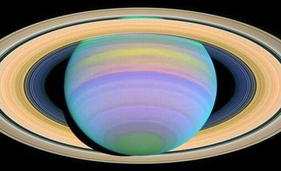 土星の輪から衛星が誕生している