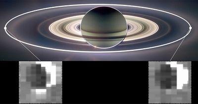 土星の輪には生命がいる可能性がある