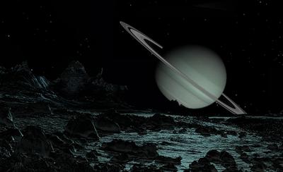 土星の輪は衛星の残骸