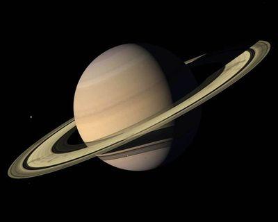 土星は水に浮く