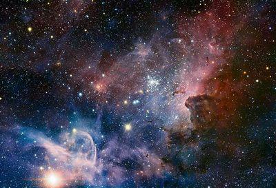 宇宙には匂いがある