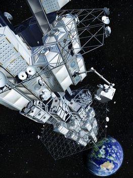 宇宙エレベーターの完成時期