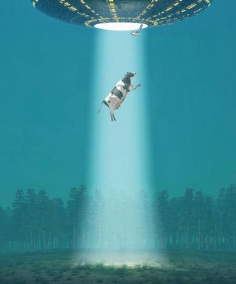 宇宙人に誘拐されたときの保険がある