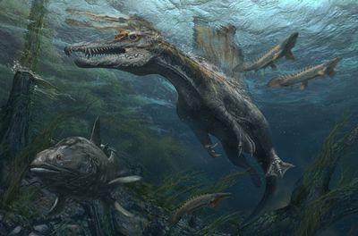 恐竜の定義