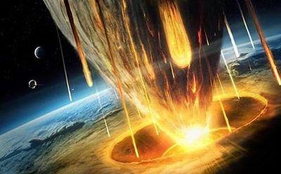 恐竜絶滅の原因 巨大隕石の衝突