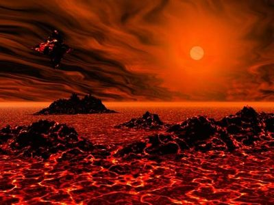 恐竜絶滅の原因 火山活動の活性化