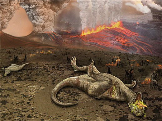 恐竜の絶滅はなぜ起こったのか?...