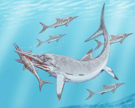 テムノドントサウルス