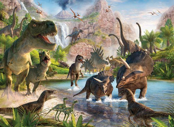 人気の恐竜ランキング!検索数で見る有名な恐竜ベスト50