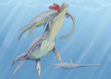 クロノサウルス