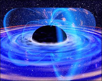ブラックホール 宇宙人