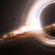 ブラックホールの中