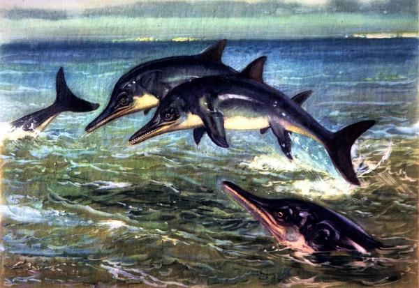 魚竜 絶滅