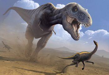 ティラノサウルスとは