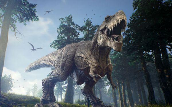 最新のティラノサウルス