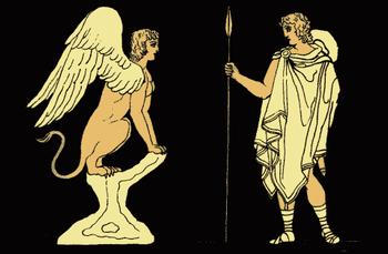 ギリシアのスフィンクス