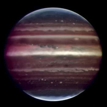 木星の磁場