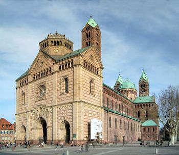 シュパイアー大聖堂