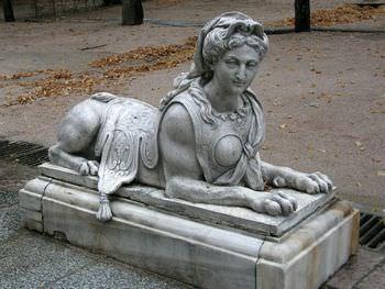 メソポタミアのスフィンクス
