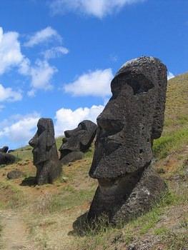 ラパ・ヌイ国立公園