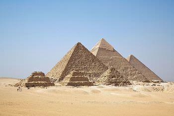 三大ピラミッド