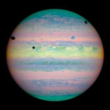 木星の大気