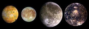 木星の衛星