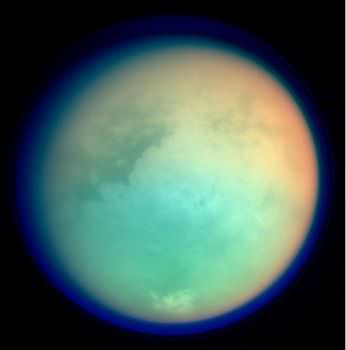 土星の衛星タイタン