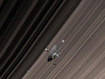 土星探査機パイオニア11号