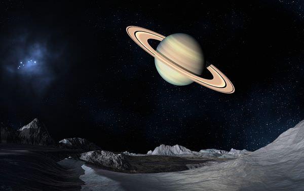 巨大なのに水に浮く?不思議で奇妙な土星の真実18